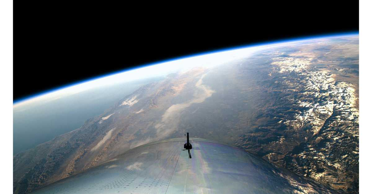Boeing Invests in Human Spaceflight Pioneer Virgin Galactic