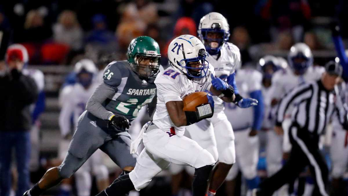 Friday's Memphis-area prep football top performers