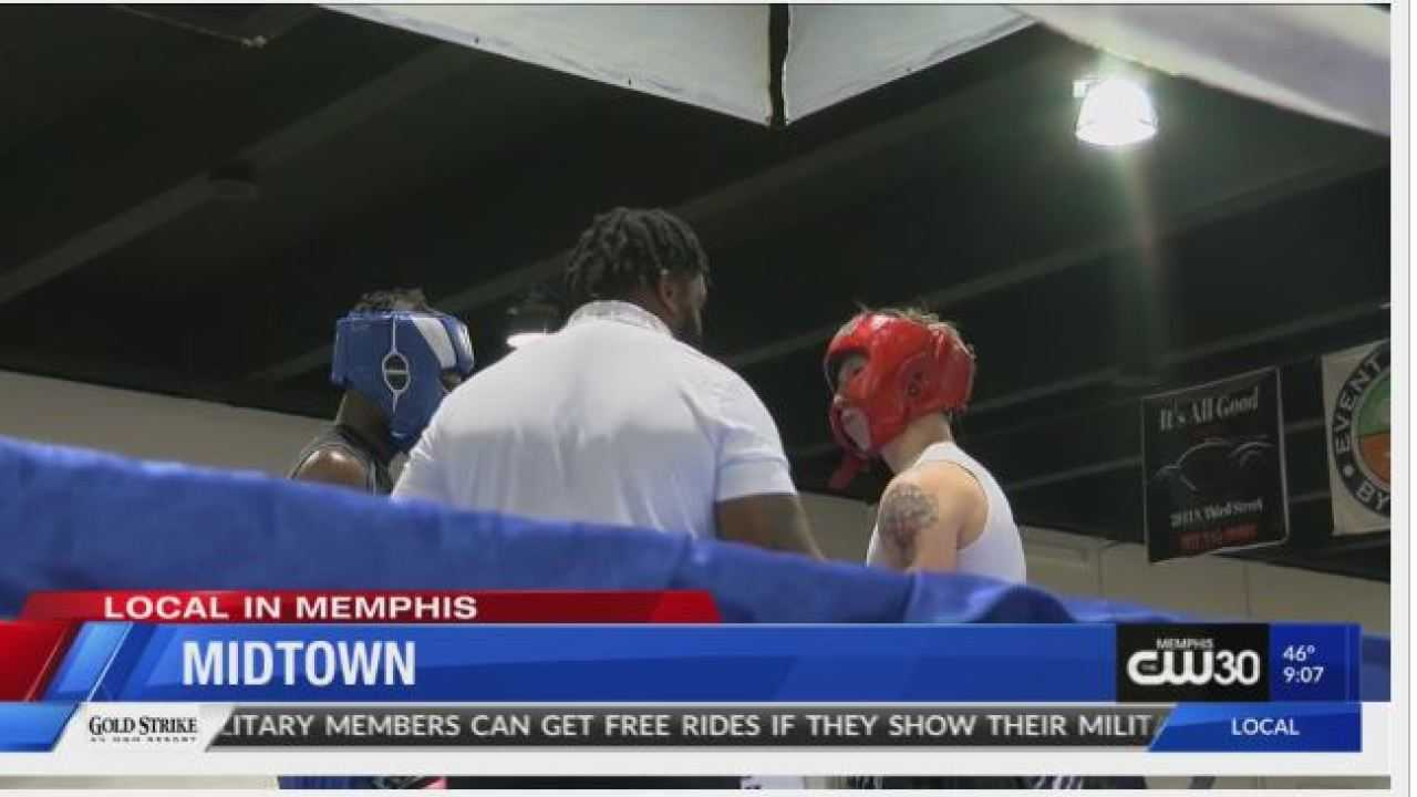 City's Youth Program hosts boxing event for aspiring boxers