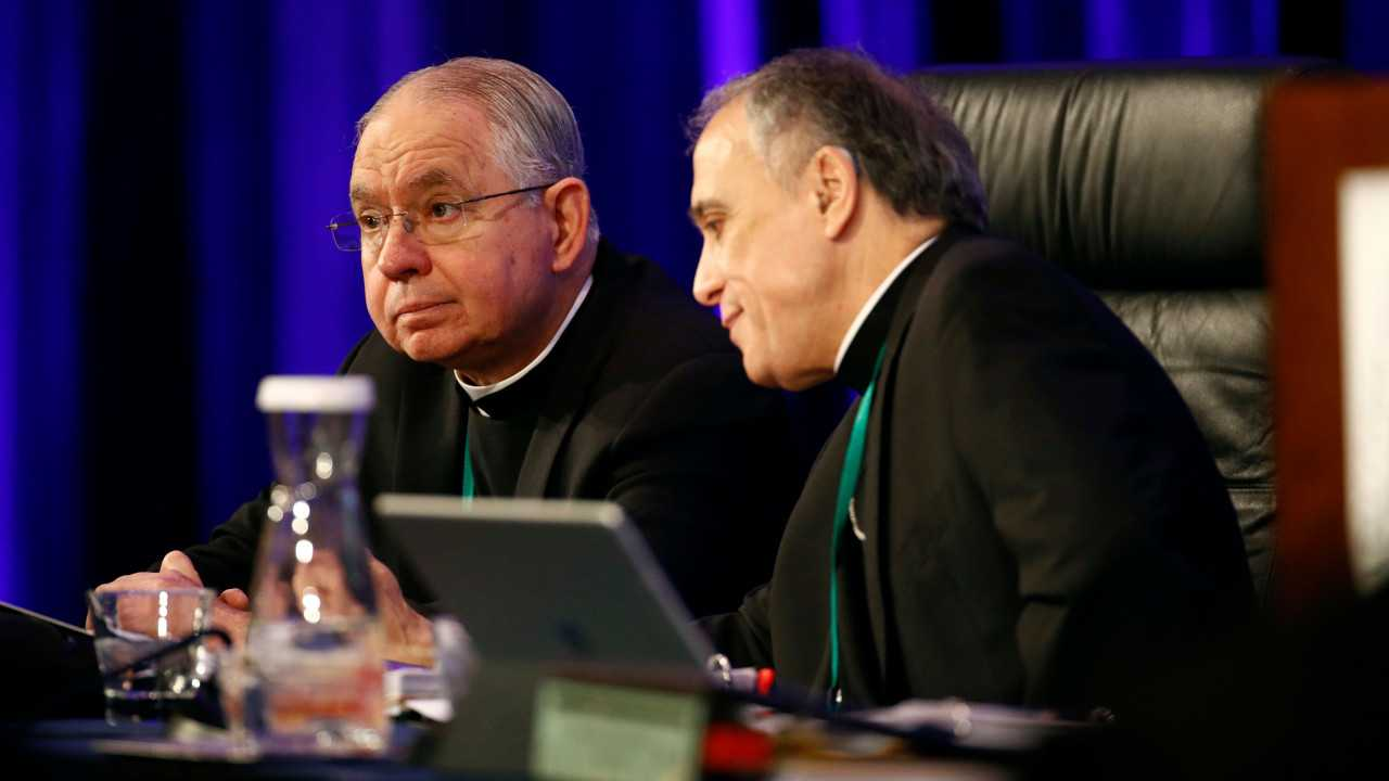 Hispanic immigrant in line to lead US Catholic bishops