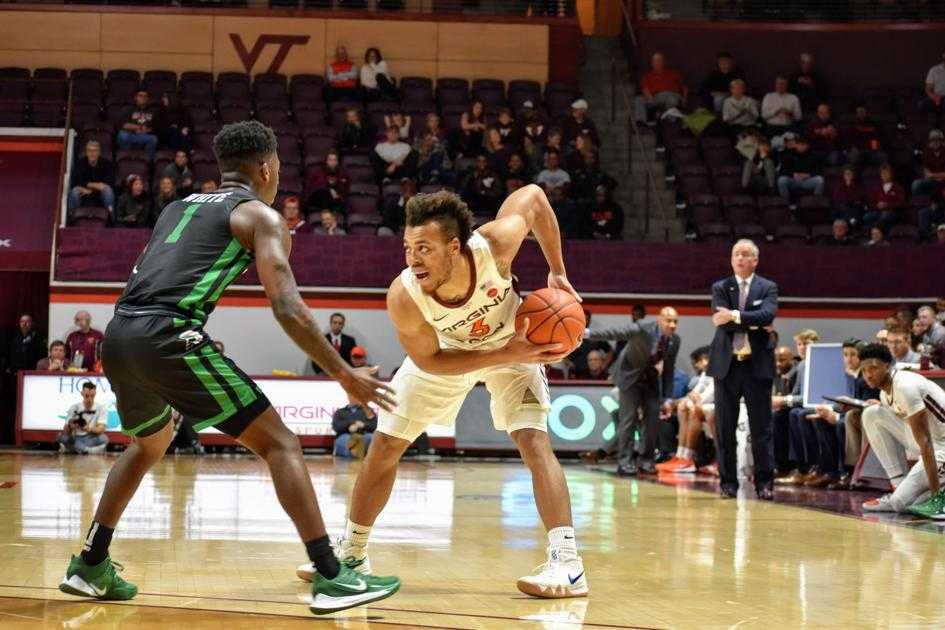 Virginia Tech's hot shooting leads it past USC Upstate