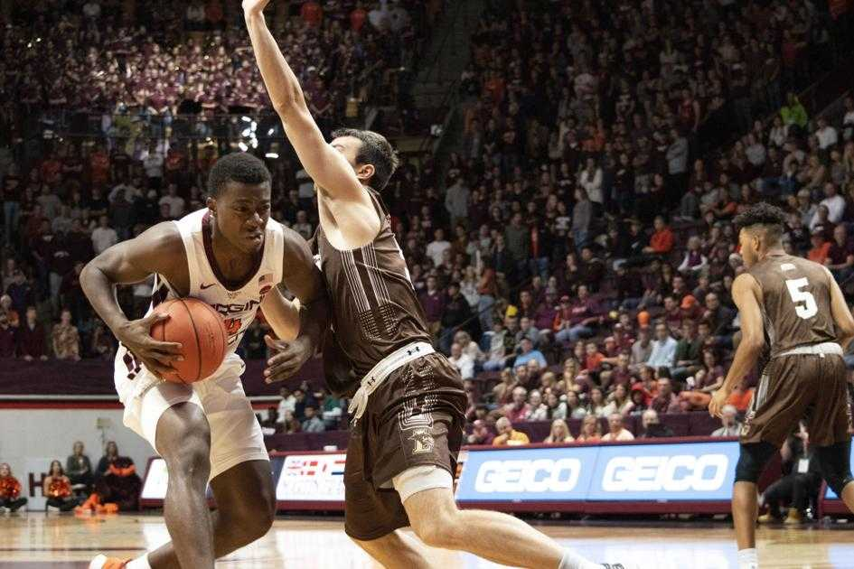 Hokies stay undefeated after dominant second half against Lehigh