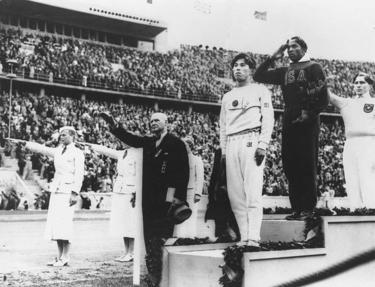 Another of Jesse Owens' Olympic Gold Medals Goes Up for Auction