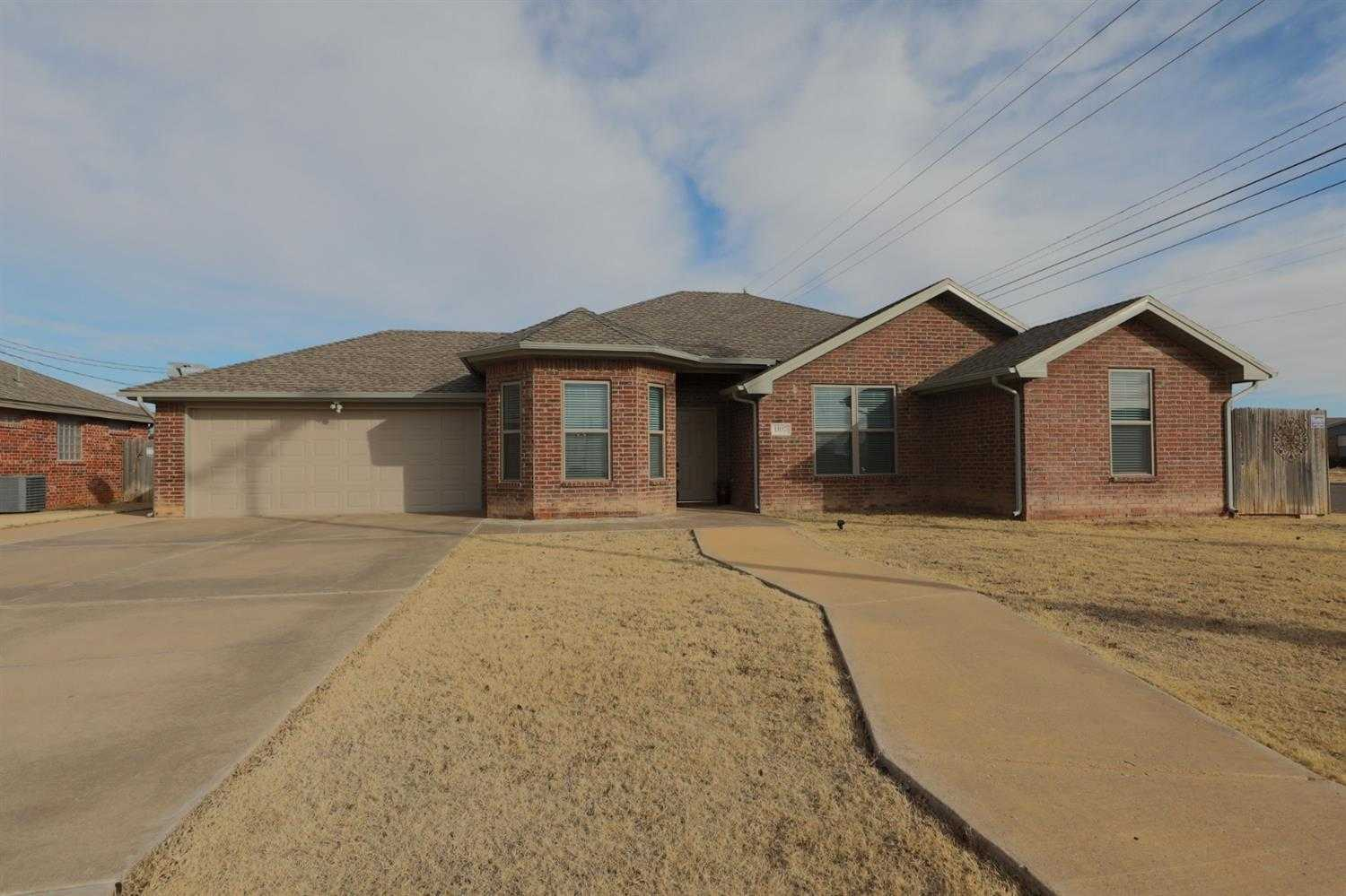 1107 Holly St, Levelland, TX  — Coldwell Banker