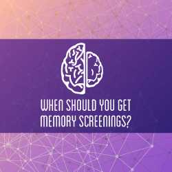 When should you get memory screenings?