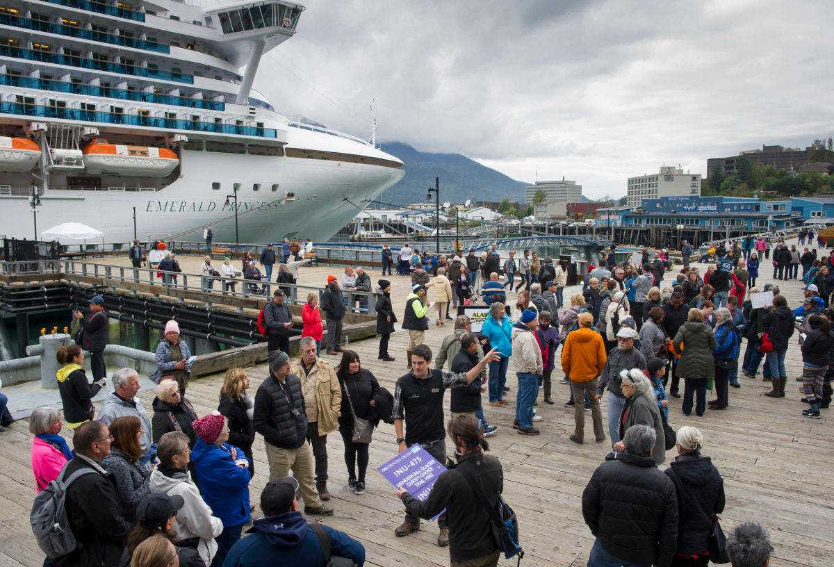At the tipping point: How do we stop cruise ship tourism from going overboard?