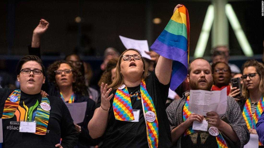 United Methodist Church proposes split over gay marriage, LGBT clergy