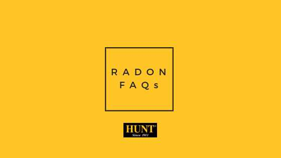 Did You Know: January is Radon Awareness Month