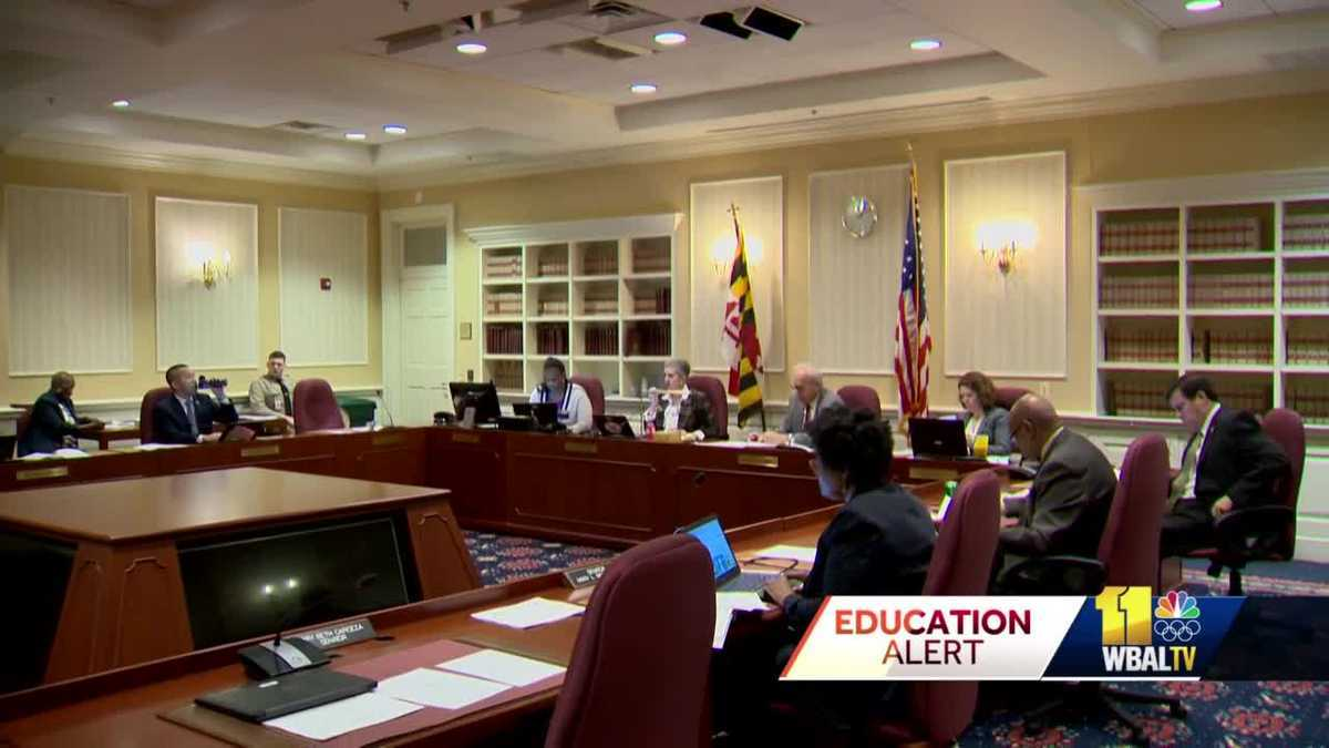 Maryland lawmakers are briefed on Kirwan Commission recommendations