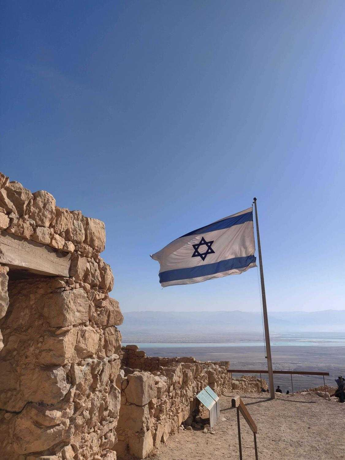 "10 Days in the ""Heroic Little Nation of Israel"""