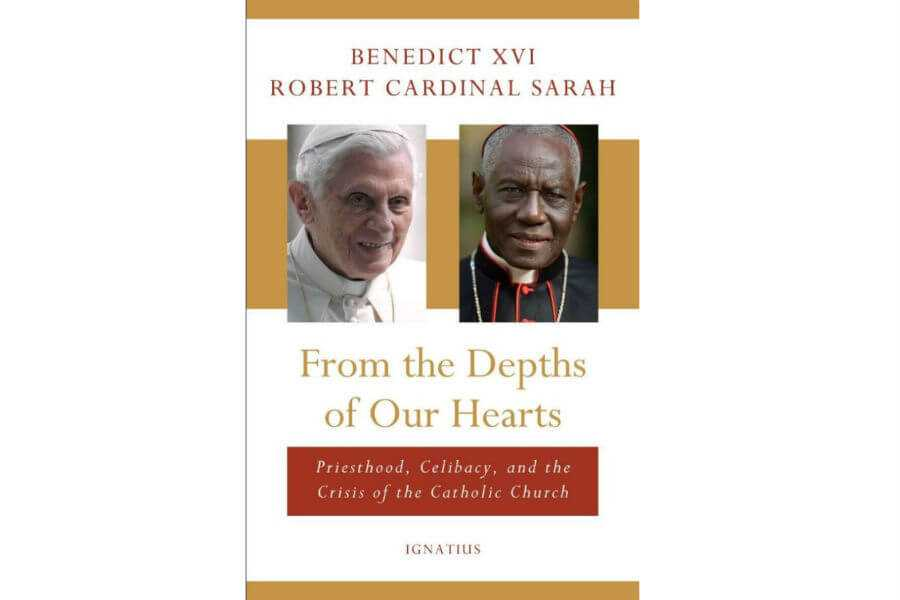 Retired pope wants his name removed as co-author of book on celibacy