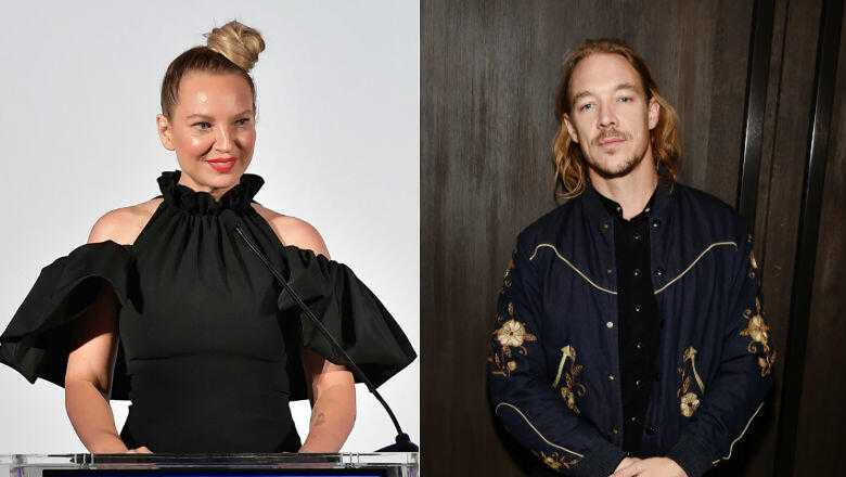 Sia Says She Once Texted Diplo For 'No-Strings Sex'