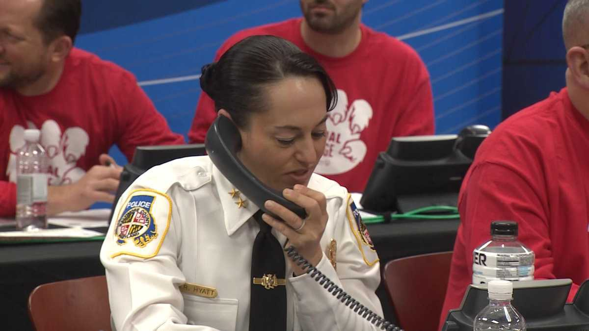 Baltimore County police chief raises $11K for Special Olympics