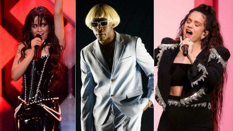 Camila Cabello, Tyler, The Creator, Rosalía & More To Perform At Grammys