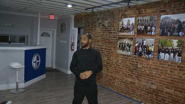 Community activist looks to recruit more young men for leadership program