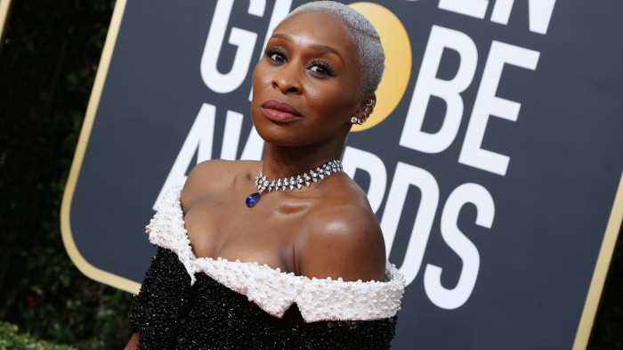 Cynthia Erivo Responds to Stephen King's Tweets About Diversity in Art