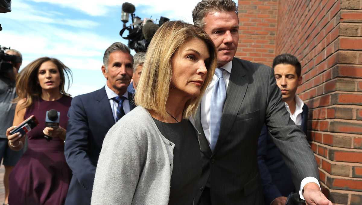 Lori Loughlin and other parents accused of withholding evidence in college scam case