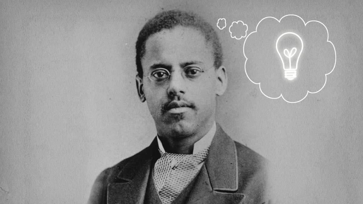 Meet Lewis Latimer, the African American who enlightened Thomas Edison