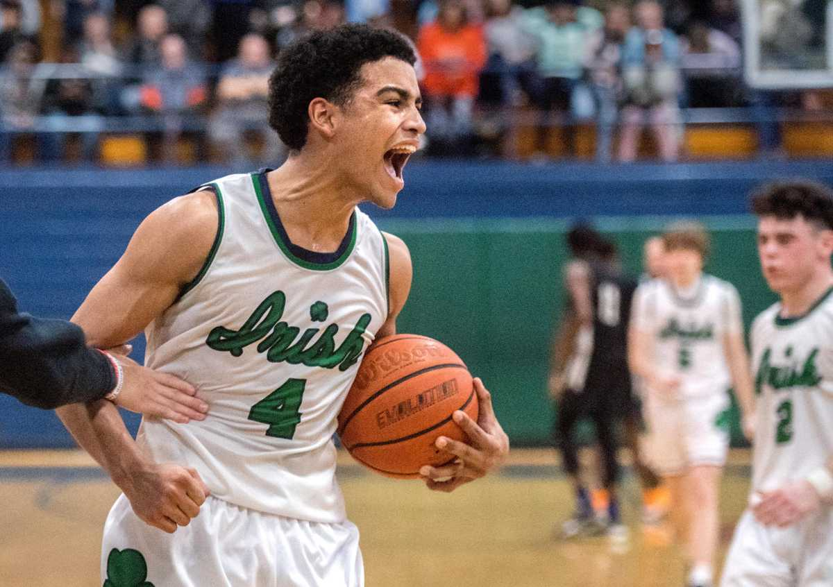 Photos: High school basketball: Peoria Notre Dame vs. Manual