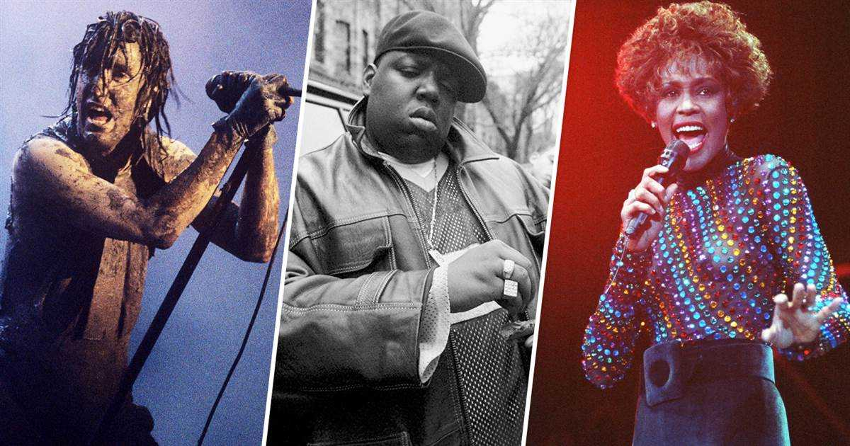 Whitney Houston, Nine Inch Nails, Notorious B.I.G. Among 2020 Rock Hall of Fame Inductees