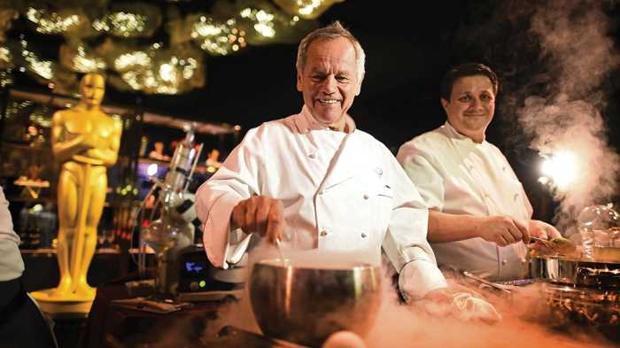 Wolfgang Puck to Serve Up HBO Max Series About Catering