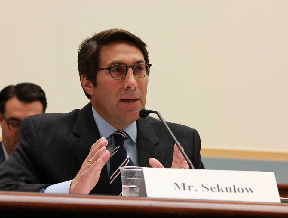Jay Sekulow's Christian Nonprofit Under Investigation by 2 States for Paying Family Millions