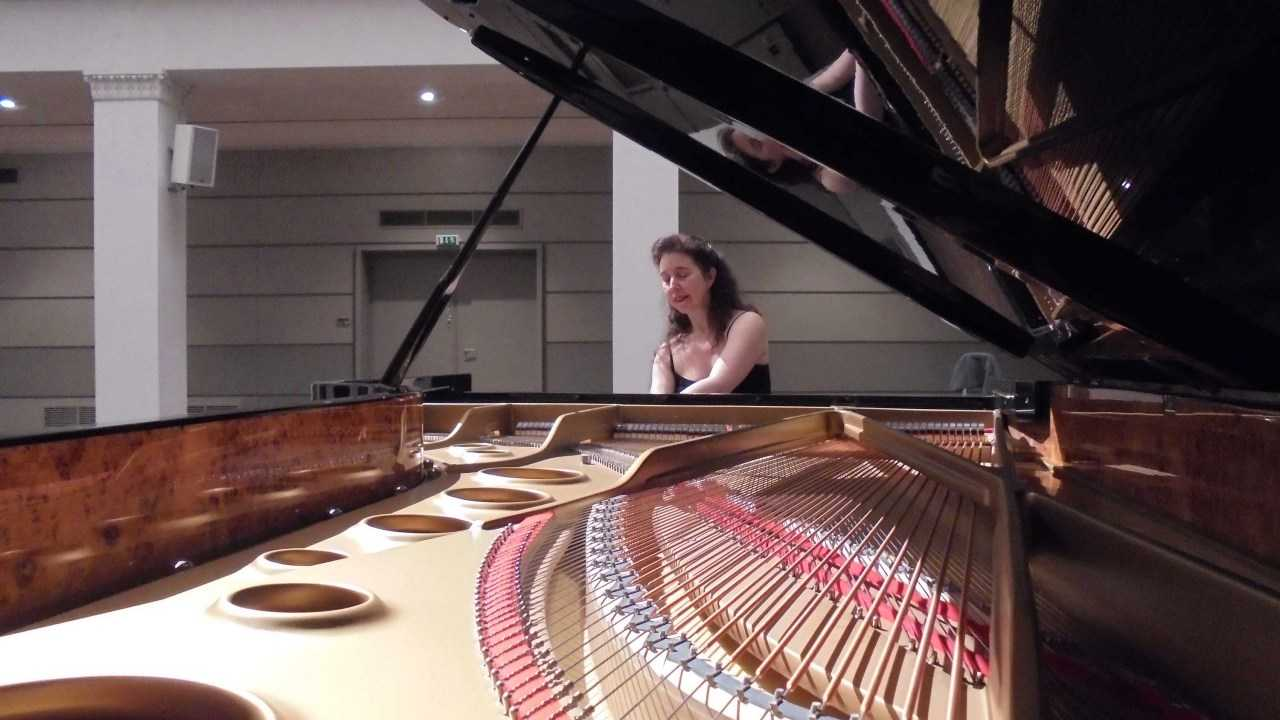 An extremely rare, grand piano costing almost $200,000 was smashed when movers dropped it