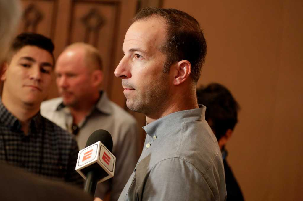 Angels GM Billy Eppler, after failed Dodgers deal, says 'nothing active right now'