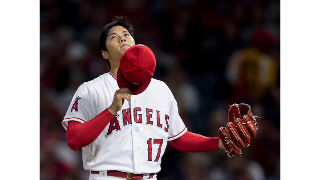 Angels' Shohei Ohtani expected to start pitching in May