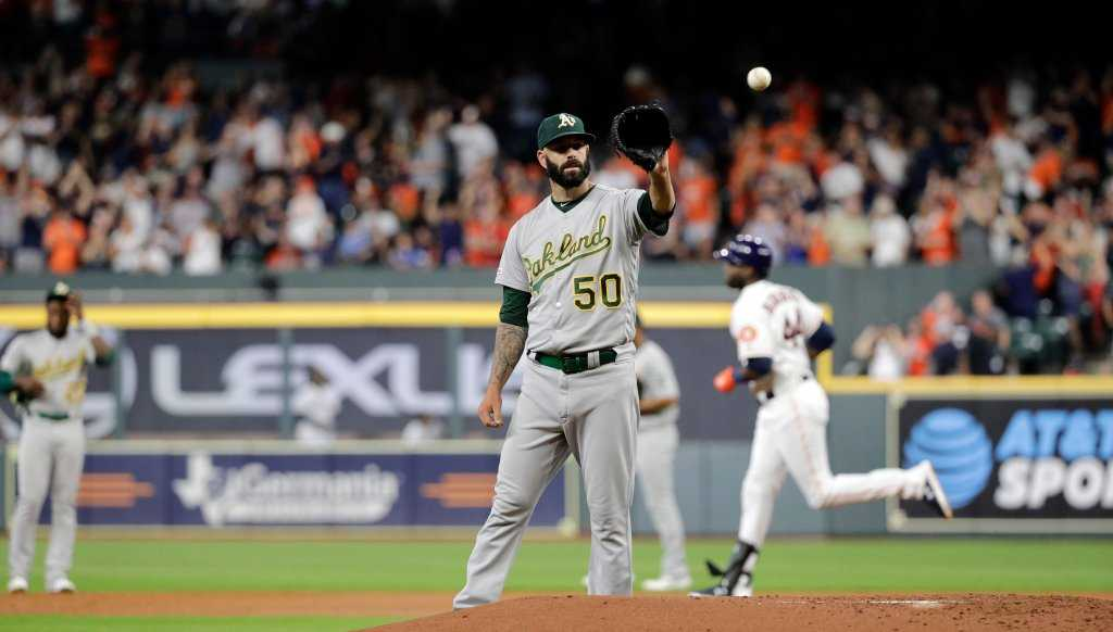 A's complained to MLB about Astros before Mike Fiers outed Houston
