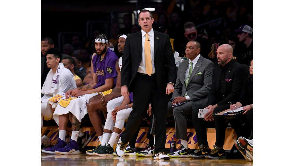 Lakers' Frank Vogel honored by All-Star duties, but not obsessed with top seed