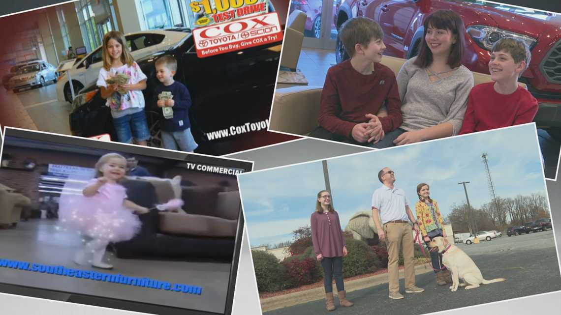 Meet the Triad families behind those popular ads