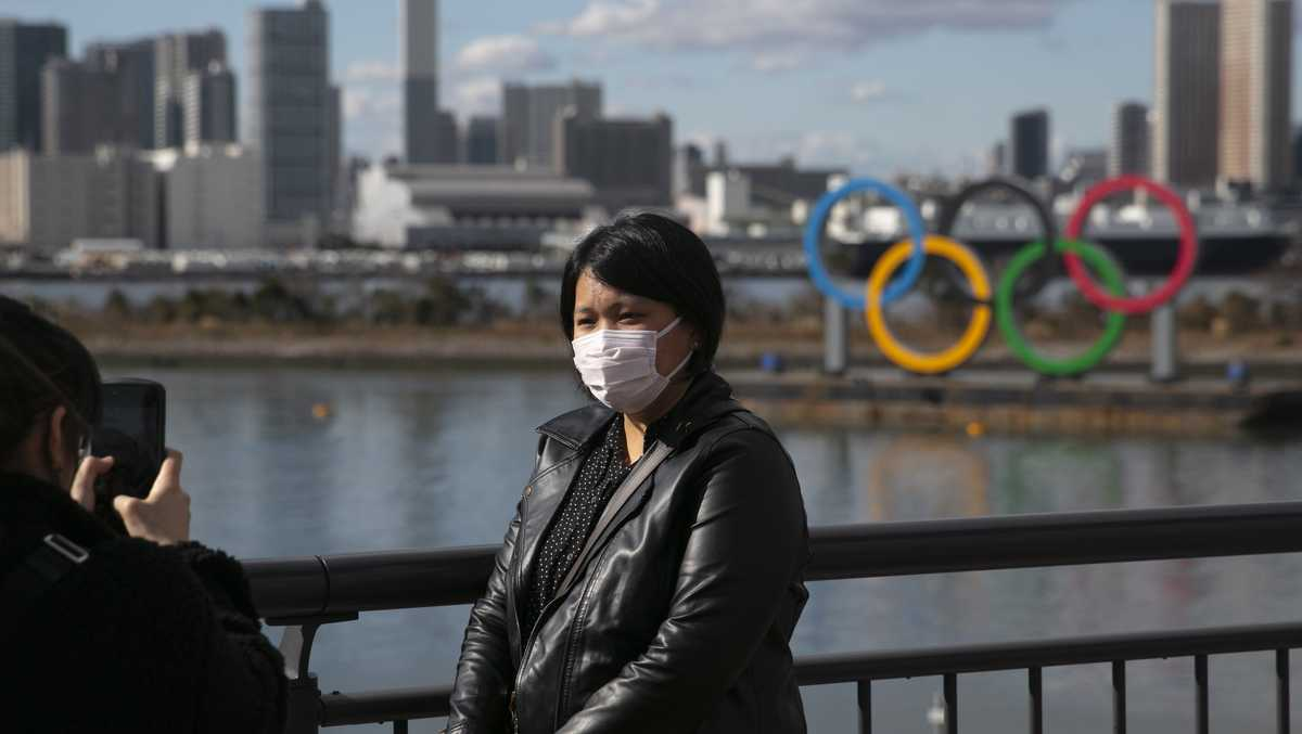 Tokyo officials reiterate that Olympics are on despite coronavirus worries