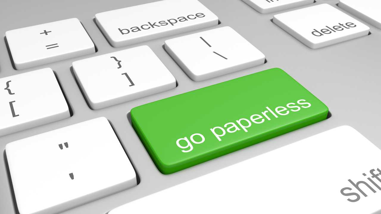 5 Ways Your Business Can Benefit From Transitioning to a Paperless Approach