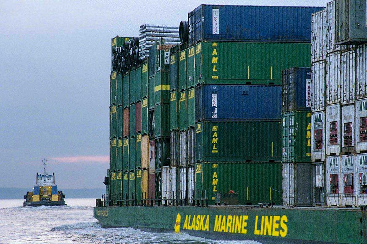 Alaska Marine Lines to make extra trip to Hoonah
