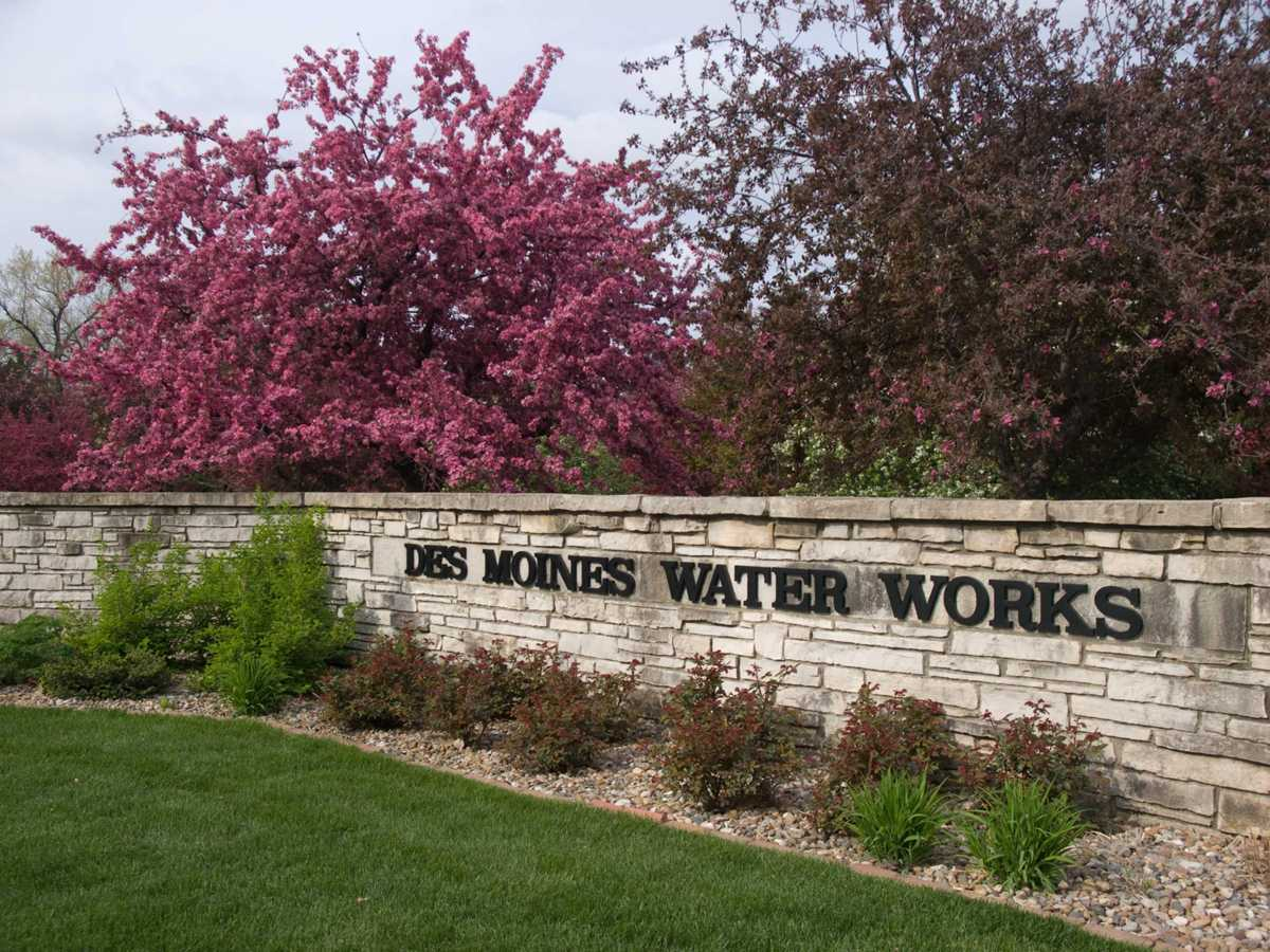 Des Moines Water Works: many reasons for water main breaks