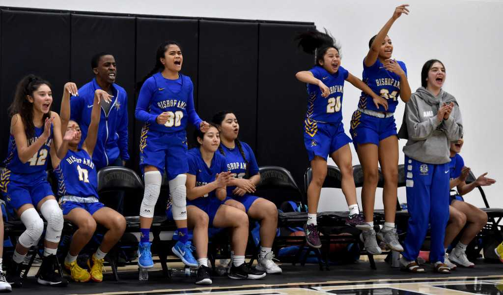 Girls basketball playoffs: Bishop Amat pulls away late to beat Northview; Glendora, Keppel, Los Altos also win