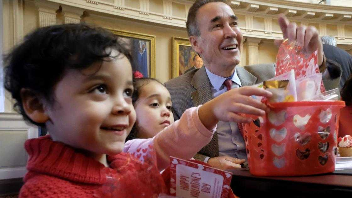PHOTOS: Friday, February 14 at the Virginia General Assembly