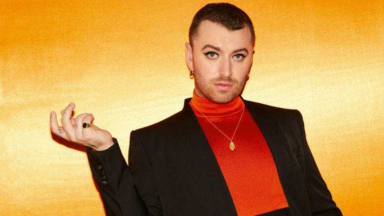 "Sam Smith Just Wants Someone ""To Die For"" In New Album Title Track"