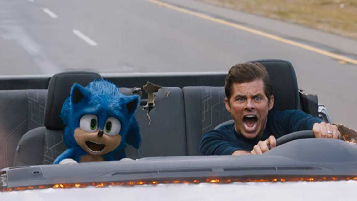 Sonic the Hedgehog, more like Sonic the good movie-hog