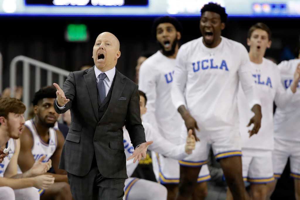 UCLA looks to keep winning vs. last-place Washington