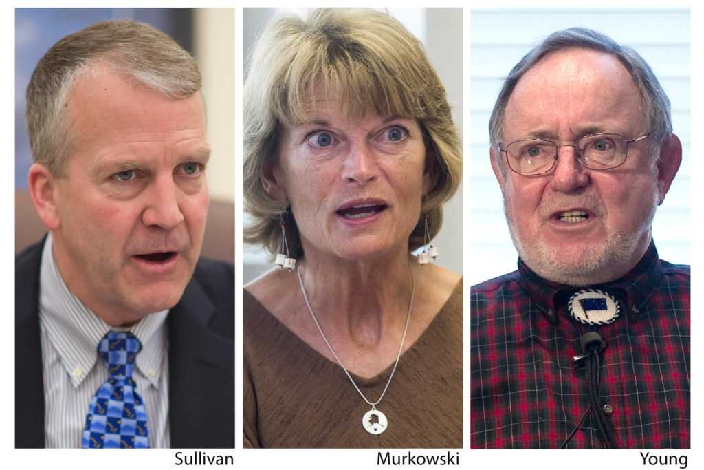 US Senators to address Alaska Legislature