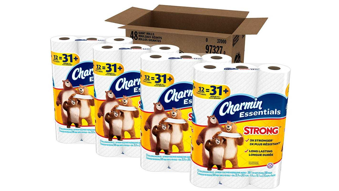 P&G's largest U.S. factory making Charmin toilet paper cleared to stay open