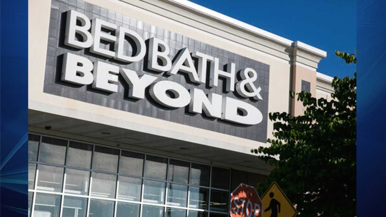 Bed Bath & Beyond closing all stores until April due to coronavirus concerns