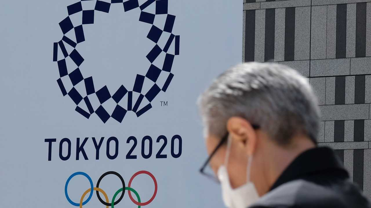 Reaction to Olympics postponement, and why the decision took so long