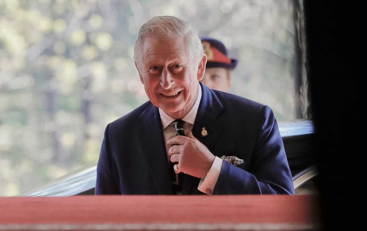 Prince Charles, heir to the British throne, tests positive for COVID-19