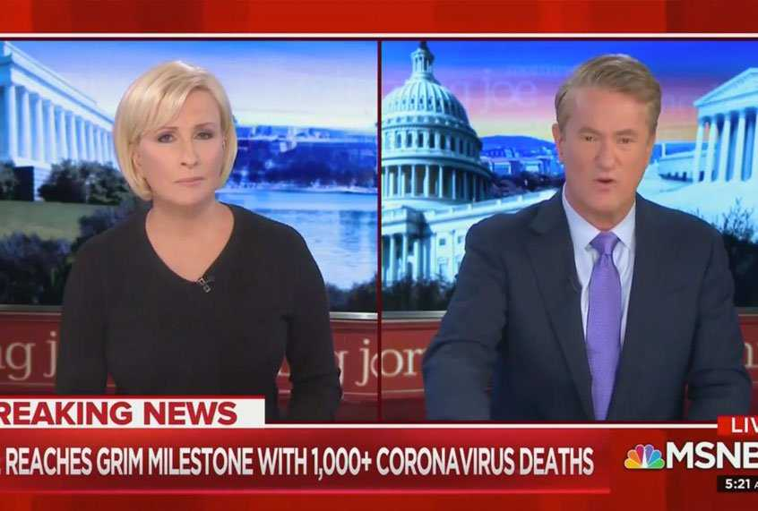 "Joe Scarborough: Democrats ""look more pro-life"" than Republicans amid calls to ""euthanize"" elderly"