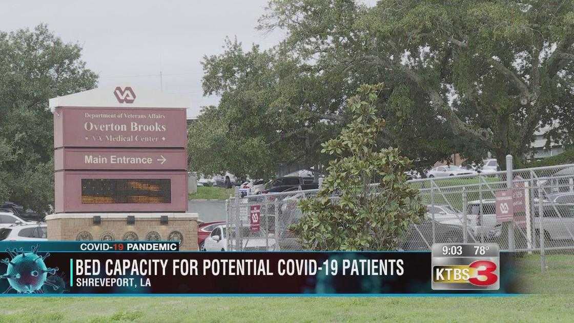 NWLA not facing a hospital bed shortage