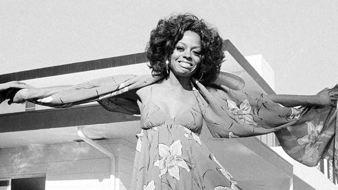Photos: Diana Ross turns 76 today. Her life, in images.