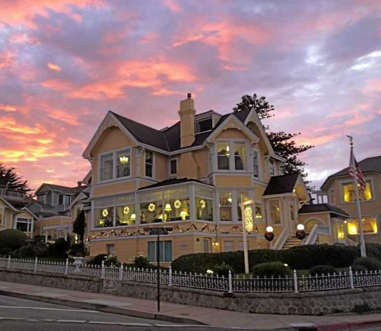 Picturesque Pacific Grove inn on the market for $17.25 million